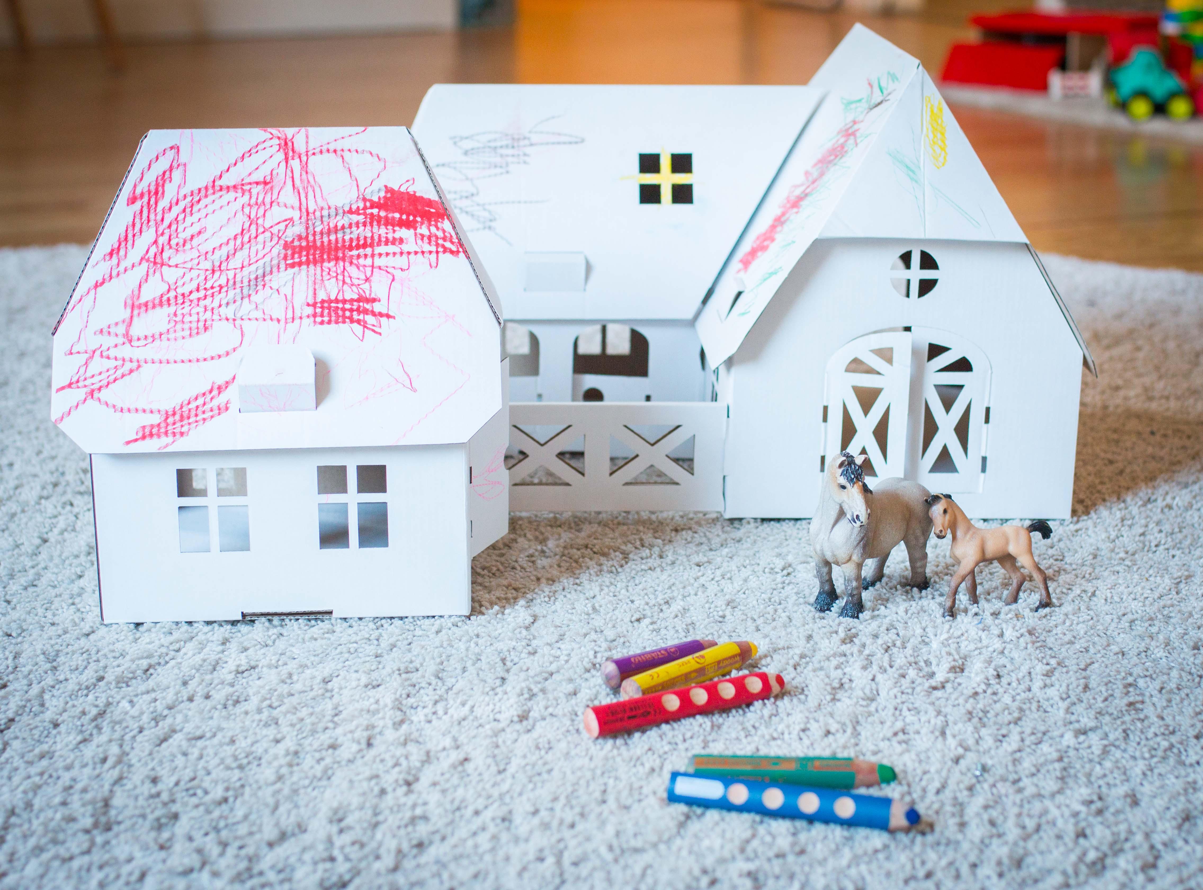 Kreative Spielideen mit Kleinkindern für Zuhause