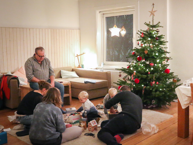 Weihnachten mit Kindern